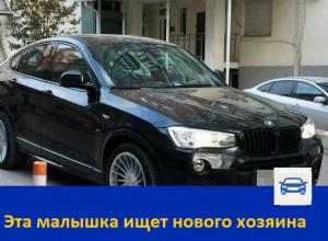 BMW X4 20 F26, кроссовер