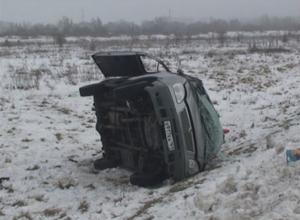 В Ростовской области в ДТП попал автобус с судебными приставами: 1 погиб, 5 пострадали