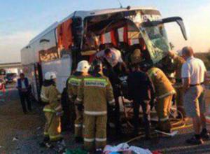 Участником страшного смертельного ДТП с рейсовым автобусом стал ростовский камазист в Воронеже