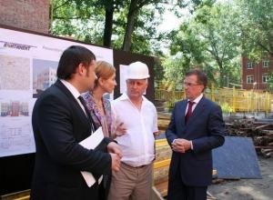 В Ростове строится детский сад, который будут посещать дети с ограниченными возможностями