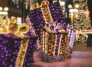 Резиденция Деда Мороза и 200 праздничных елей появятся в Ростове к Новом году