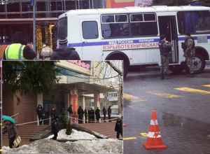 В Ростове торговые центры «Горизонт» и «Сокол» эвакуировали из-за сообщений о бомбе