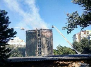 Подведены главные итоги после ликвидации пожара в бизнес-отеле Ростова