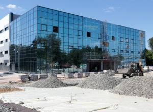 Деньги из резервного фонда рекордно быстро тратят на строительство мультимедийного музея в Ростове
