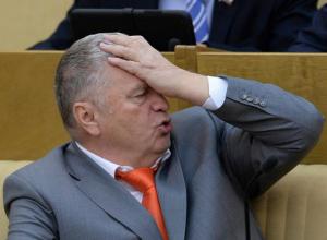 Резкими заявлениями и морем селфи порадовал Жириновский ростовских студентов