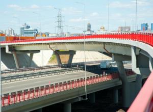 Огромную дорогу с эстакадами открыли к ЧМ-2018 в Ростове