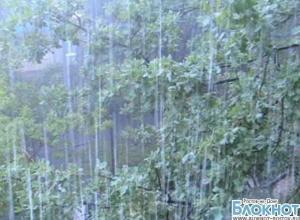 В Ростовской области дожди не прекратятся до конца недели