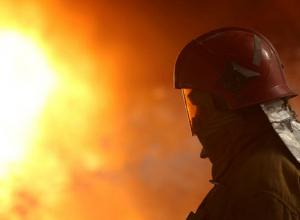 Мужчина сгорел в пылающем доме в Ростовской области