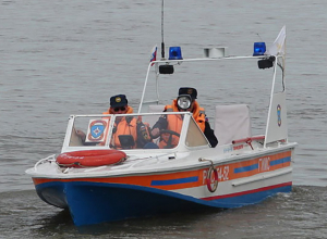 Спасатели предотвратили гибель моряка в Ростовской области