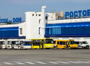 Беспорядок в помещении ростовского аэропорта вызвал бурные эмоции горожан