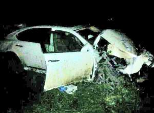 В Ростовской области «Лексус» врезался в дом: водитель погиб