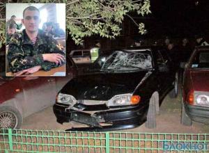 Пьяный военнослужащий сбил пешехода в Волгодонске