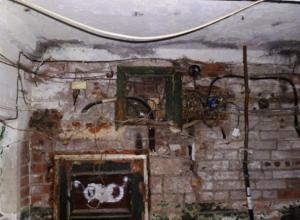 Аварийный дом в Ростове отказалась ремонтировать управляющая компания