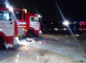 Экс-жена и дочь главы Азовского района погибли в авиакатастрофе