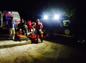 Парапланерист из Ростовской области получил травмы в горах Кавказа