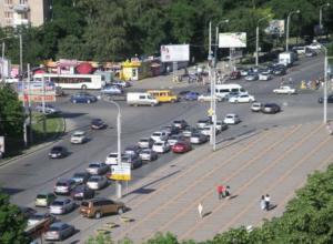 От новой восьмиполосной дороги на Западный отказались падающие в обморок в пробках ростовчане