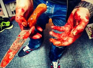 Житель Ростовской области перерезал горло собутыльнику в пылу пьяной ссоры