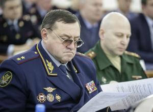 Состояние уволенного со скандалом экс-главы регионального ГУФСИН ухудшилось в СИЗО Ростова