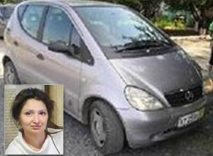 В Таганроге нашли иномарку женщины, пропавшей почти месяц назад