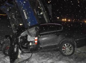 Труп водителя КамАЗа из Ростова обнаружен на месте страшного ДТП на воронежской трассе