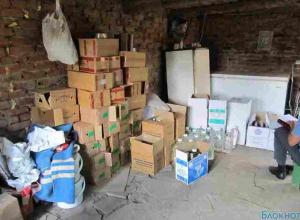 Ростовские полицейские  изъяли 1000 литров поддельного алкоголя
