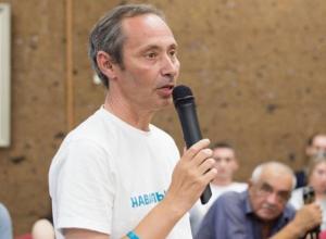 Сторонника Навального Леонида Санкина схватили в Ростове