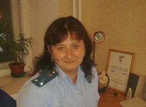 В Ростовской области судебный пристав  спасла  ребенка