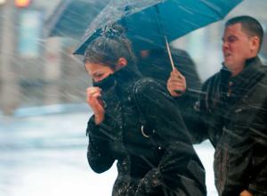 Штормовой порывистый ветер со снегом обрушатся на жителей Ростова в этот четверг
