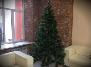 Искусственная елка - тренд предстоящего Нового года!