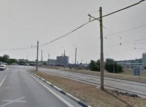 Местоположение трамвайной остановки-призрака у вокзала озадачило ростовчан