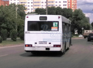 Выгнавшего пассажира водителя автобуса в Ростове настигла кара от начальства