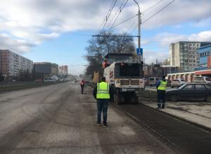 К созданию безопасных и качественных дорог приступили в Ростове