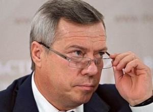Поведение стоящего спиной к «Бессмертному полку» губернатора Ростовской области внимательный горожанин назвал оскорбительным
