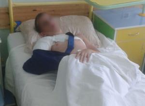 Воспитание духа жестоким тренером довело новичка-школьника  до больничной койки в Ростове