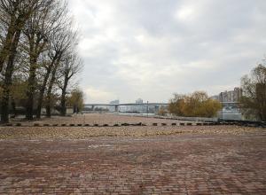 Огромный парк с велодорожками откроют около «Ростов Арены» в мае