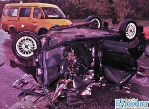 На трассе Новочеркасск-Каменоломни в лобовом столкновении погиб 29-летний военнослужащий