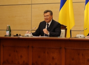 Виктор Янукович остановился в Ростове-на-Дону у старого друга