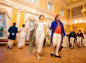 Прикоснуться к изысканному на дворянском балу в стиле 19 века смогут жители Ростова