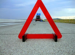 В Ростовской области лихач сбил водителей, ожидавших на трассе оформления ДТП