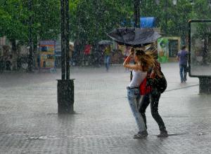 Моросящий дождик взбодрит жителей Ростова в начале рабочей недели