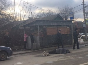 В Ростове-на-Дону насмерть сбили мужчину около пешеходного перехода
