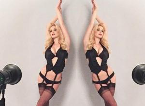 Экс-«ВИА Гра» ростовчанка Татьяна Котова прокомментировала свои эротические фото