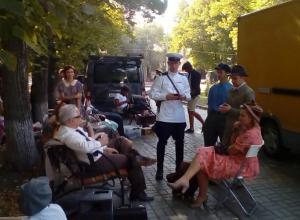 Продолжение культового фильма «Зеленый фургон» начали снимать в Ростове