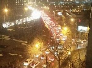 Ростов-на-Дону без Ворошиловского моста: Топ-10 пробок за неделю