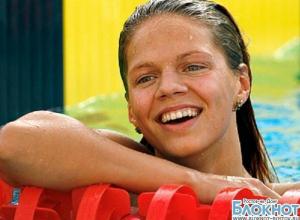 Дончанка Юлия Ефимова установила мировой рекорд в плавании на 50 м брассом