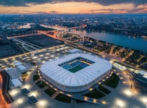 Движение на левом берегу Дона перекроют из-за матча «Ростова» с «Динамо»