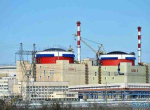 За пожар на Ростовской АЭС рабочих наказали рублем