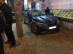 Страшное ДТП с шестью пострадавшими устроила девушка за рулем BMW в центре Ростова