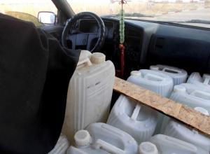 Высадку «спиртового десанта» на границе с ЛНР пресекли в Ростовской области