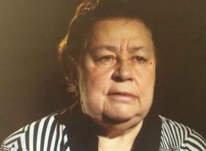 Дочь легендарного советского лейтенанта Береста умерла в Ростове